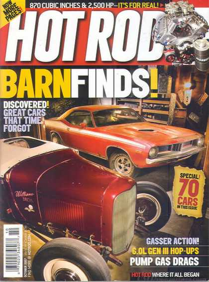 Hot Rod - October 2007