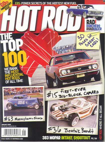 Hot Rod - January 2008