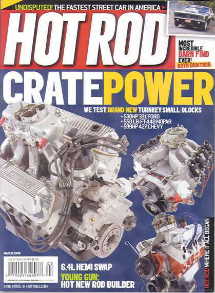 Hot Rod - March 2008