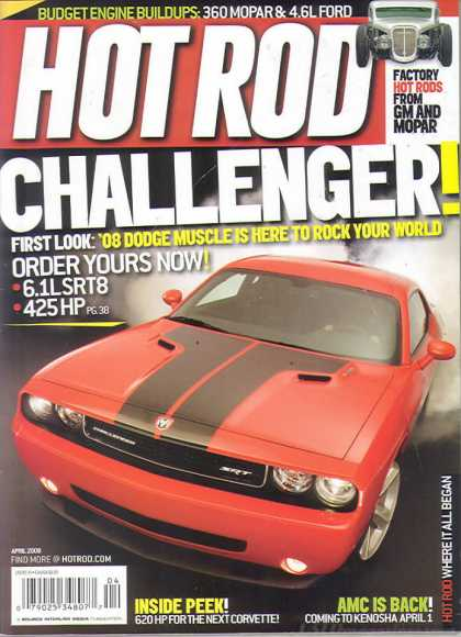 Hot Rod - April 2008