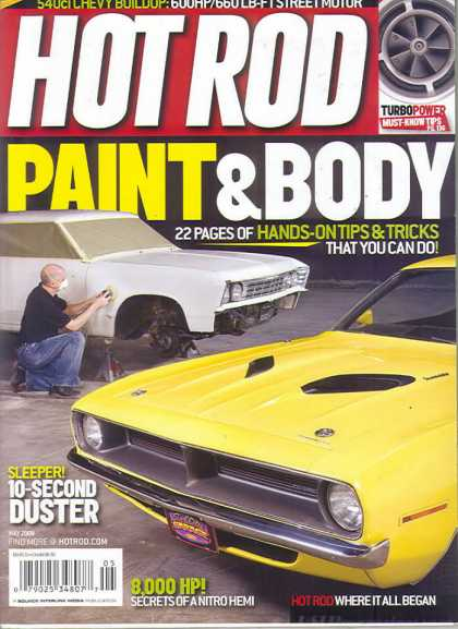 Hot Rod - May 2008