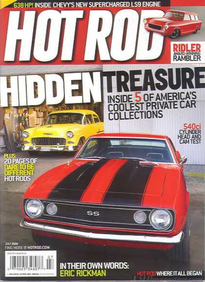 Hot Rod - July 2008