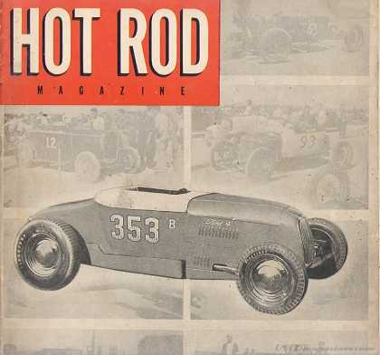 Hot Rod - September 1949