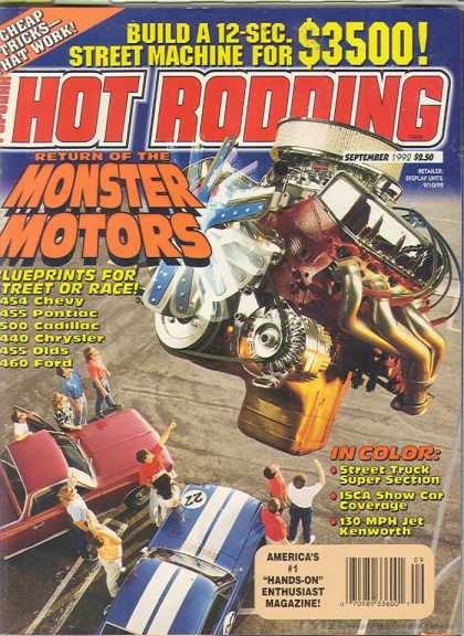 Hot Rodding - September 1992