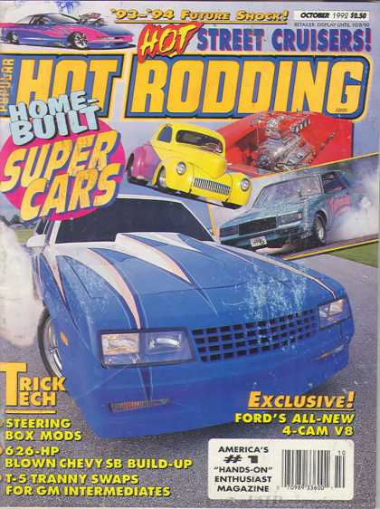 Hot Rodding - October 1992