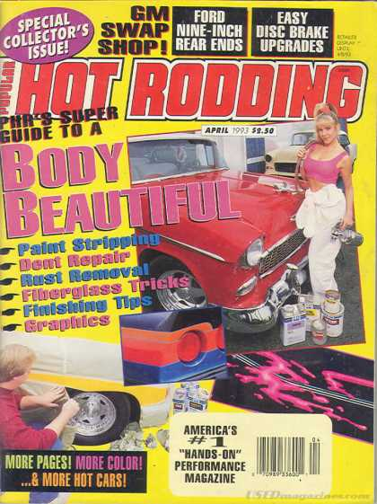 Hot Rodding - April 1993