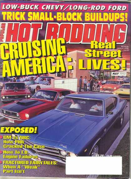 Hot Rodding - May 1993