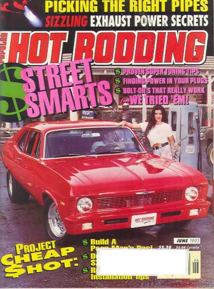 Hot Rodding - June 1993