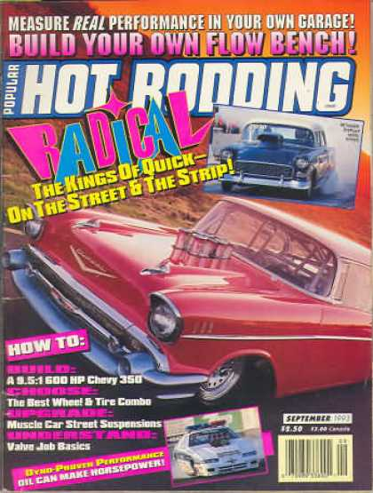 Hot Rodding - September 1993