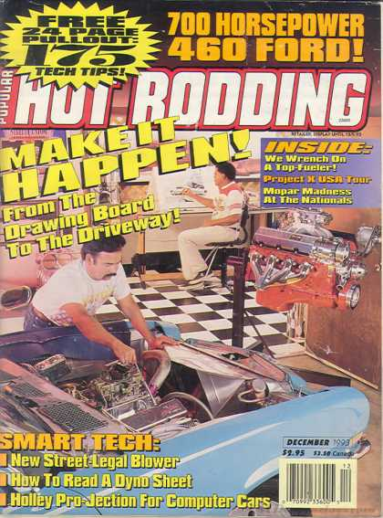 Hot Rodding - December 1993