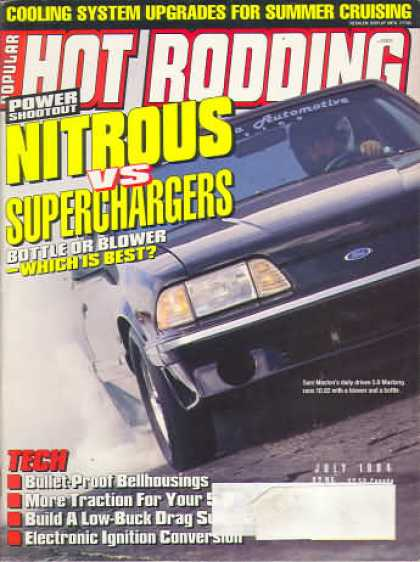 Hot Rodding - July 1994