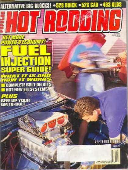 Hot Rodding - September 1994
