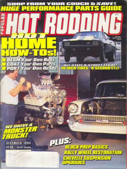 Hot Rodding - December 1994
