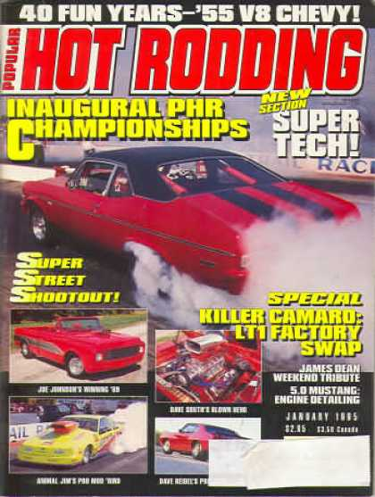 Hot Rodding - January 1995