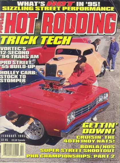Hot Rodding - February 1995