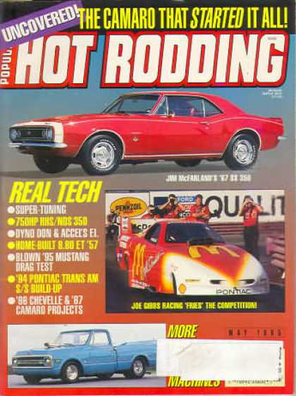 Hot Rodding - May 1995