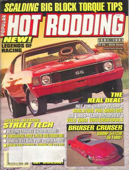 Hot Rodding - June 1995