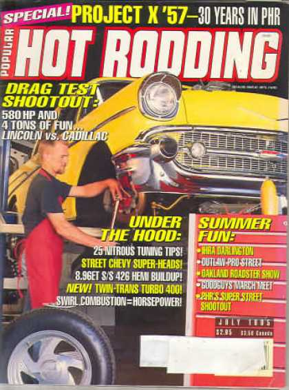 Hot Rodding - July 1995