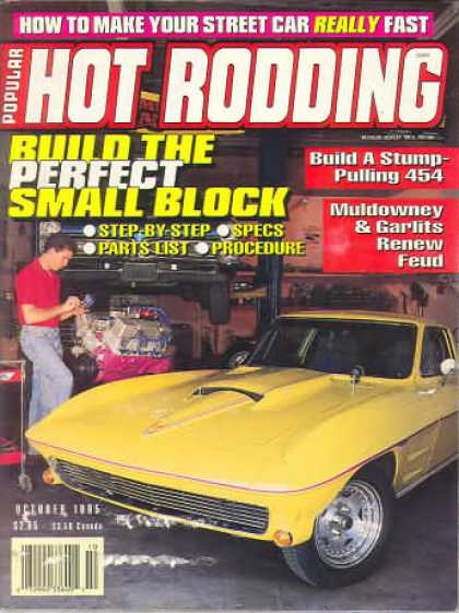 Hot Rodding - October 1995