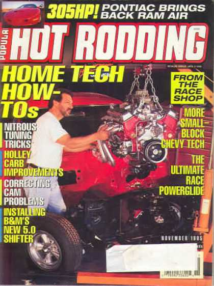 Hot Rodding - November 1995