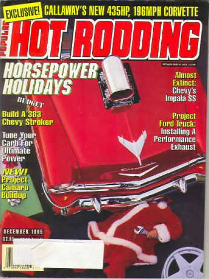 Hot Rodding - December 1995