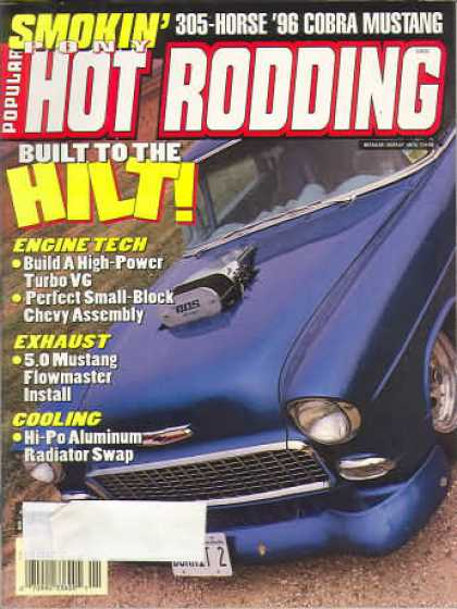 Hot Rodding - January 1996