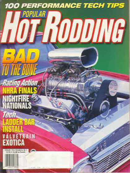 Hot Rodding - February 1996