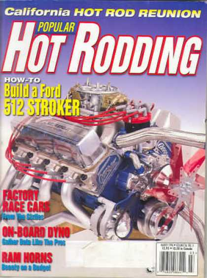 Hot Rodding - March 1996