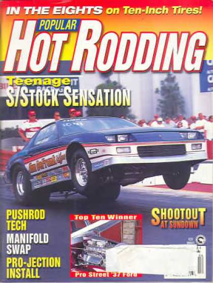 Hot Rodding - April 1996