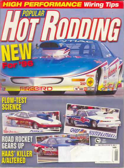 Hot Rodding - May 1996