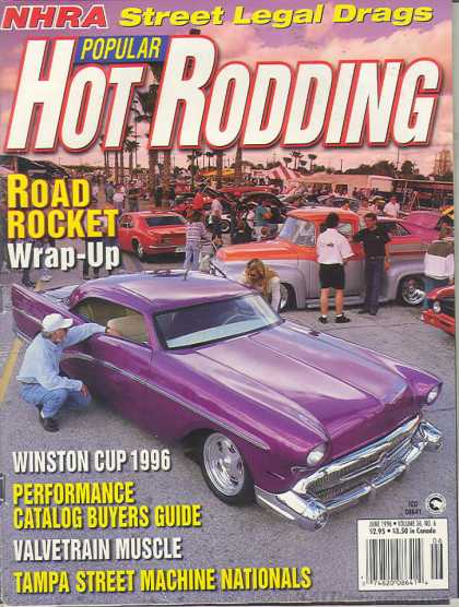 Hot Rodding - June 1996