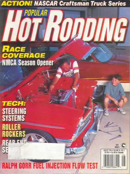 Hot Rodding - August 1996