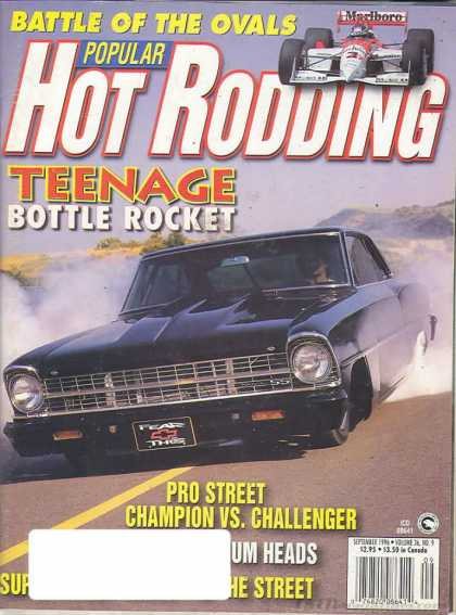 Hot Rodding - September 1996