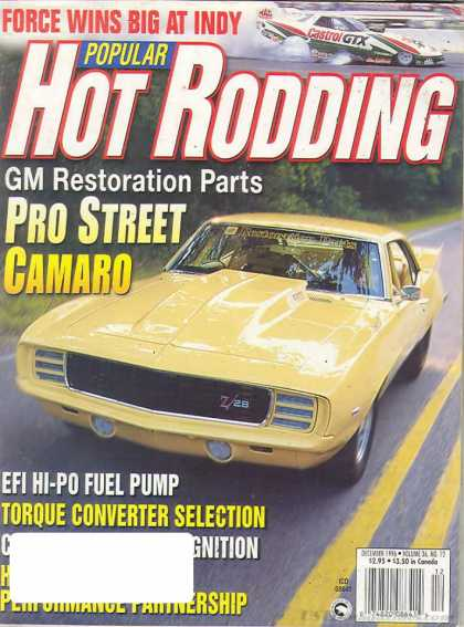 Hot Rodding - December 1996