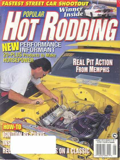 Hot Rodding - January 1997