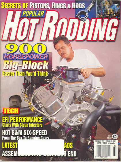 Hot Rodding - February 1997