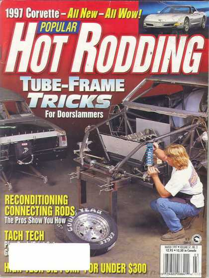 Hot Rodding - March 1997