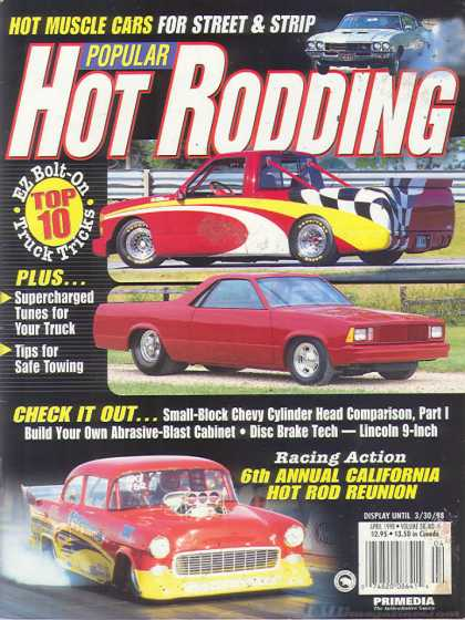 Hot Rodding - April 1998