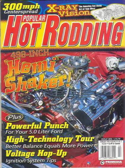 Hot Rodding - February 1999