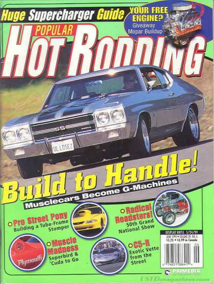 Hot Rodding - June 1999