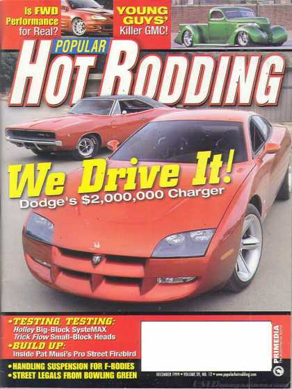 Hot Rodding - December 1999