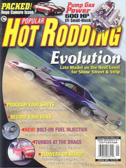 Hot Rodding - January 2000