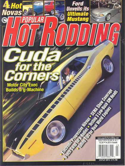Hot Rodding - March 2000