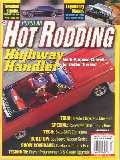 Hot Rodding - April 2000