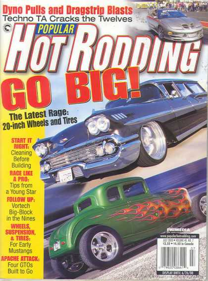 Hot Rodding - July 2000