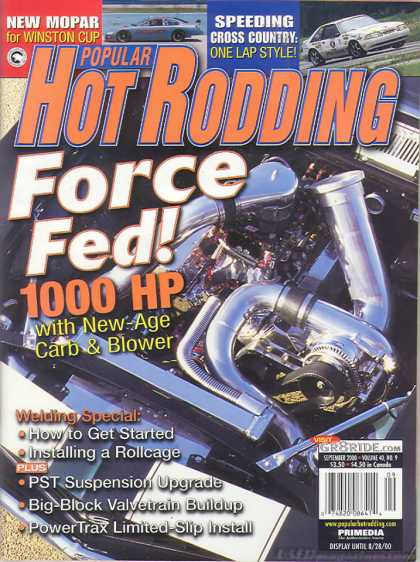Hot Rodding - September 2000