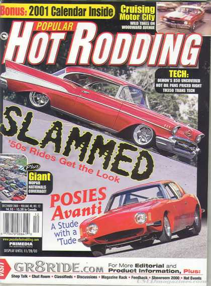 Hot Rodding - December 2000