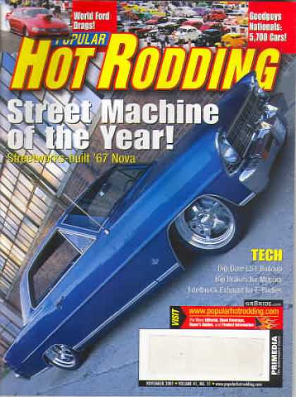 Hot Rodding - November 2001