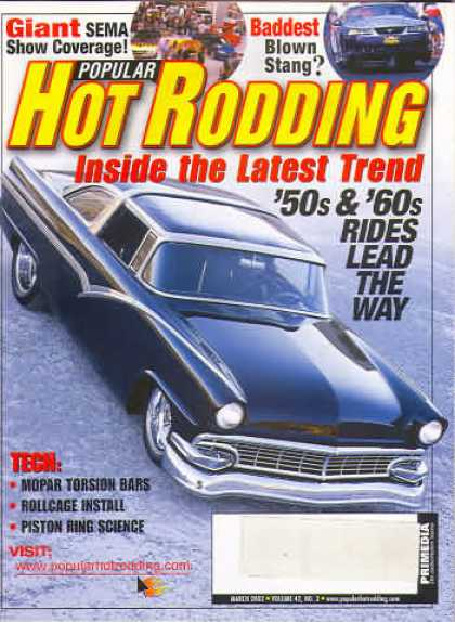 Hot Rodding - March 2002
