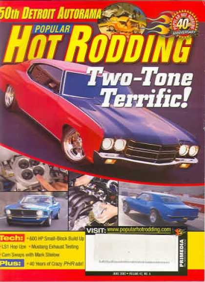 Hot Rodding - June 2002
